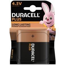 Duracell Plus MN1203 Flachbatterie 4,5 Volt
