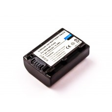 AccuPower Akku passend für Sony NP-FV50 NP-FH50, NP-FV30
