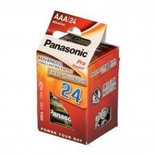 Panasonic Pro Power AAA/Micro/LR03 Batterie 24-Pack