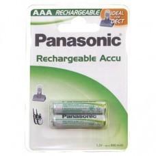 Panasonic AAA/Micro P03P Akku 2-Pack