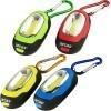 Arcas COB Karabinerleuchte Fishbowl LED Schlüüsselleuchte