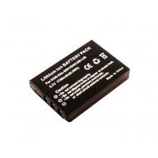 AccuPower battery for Kodak KLIC-5001, EasyShare DX6490, DX7740