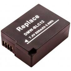 AccuPower battery suitable for Panasonic DMC-GH2, DMW-BLC12E