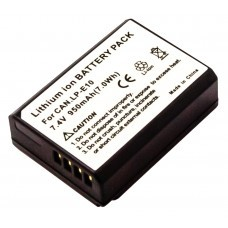 AccuPower battery for Canon LP-E10, EOS 1100D