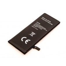 AccuPower battery suitable for Apple iPhone 6S
