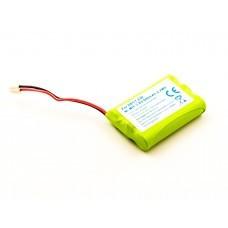Battery suitable for Alcatel Altiset Comfort, Ericsson DT200,230