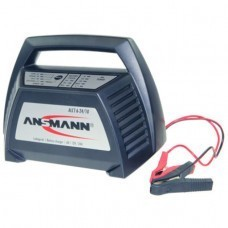 Ansmann ALCT 6-24/2 charger for 6-24 V lead-acid batteries, 2A
