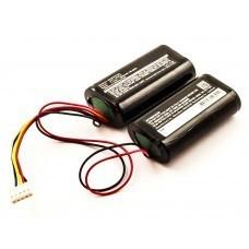 Battery for Beats Pill XL speakers, Li-ion, 7.4V, 5200mAh, 38.5Wh