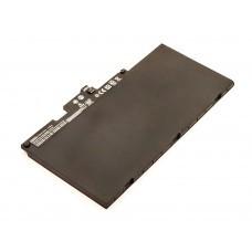 Battery suitable for HP EliteBook 745 G3, 800231-141