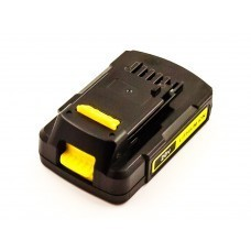 Battery suitable for Stanley FMC021S2, FMC687L
