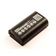 Battery suitable for Panasonic Lumix S1, DMW-BLJ31