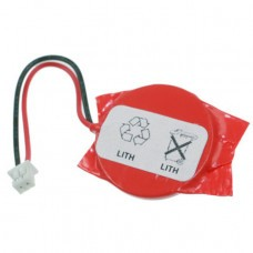 CMOS Backup Lithium battery CR2032 with plug