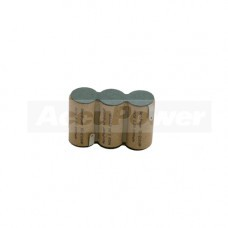 AccuPower battery suitable for Gardena ACCU60 with soldering tag
