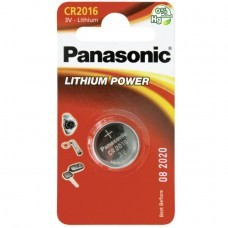 Panasonic CR2016 Lithium coin cell