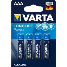 Varta 4903 High Energy AAA/Micro battery 4 pcs.