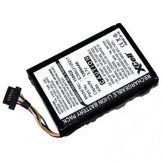 Batterie AccuPower adaptable sur Yakumo Delta 300 GPS, E3MIO2135