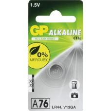 Pile bouton GP GP76E