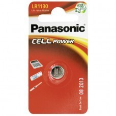 Batterie Panasonic Cell Power LR1130, AG10