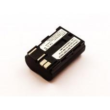 Batterie AccuPower adaptable sur Canon BP-511, BP-508, BP-512, BP-514