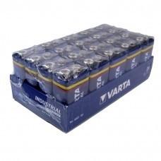 Varta Batteries 4022 Bloc 9V, 6LR61 Paquet de 20