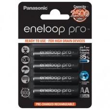Panasonic Eneloop PRO BK-3HCCE / 4BE AA / Mignon / LR6 4 blister