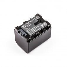 Batterie AccuPower adaptable sur JVC BN-VG121 pour Everio série