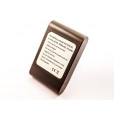 Batterie adaptée pour Dyson DC35, 202932-03