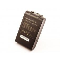 Batterie adaptable sur Dyson DC 62 Animal, 61034-01