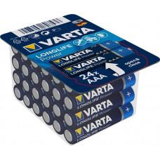 Varta 4903 Piles haute énergie Piles AAA / micro, Paquet de 24