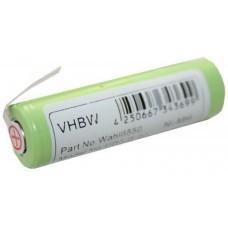Batterie VHBW pour Grundig, Philips, rasoir 1.2V, 2000mAh