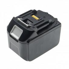 Batterie INTENSILO pour Makita comme BL1830, 18V, Li-Ion 7500mAh