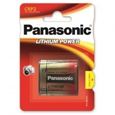 Panasonic CR-P2 6204 Pile au lithium de 6 volts