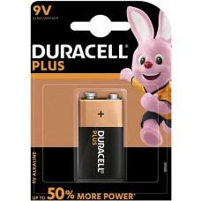 Pile Duracell Plus 9 Volt / 6LR61