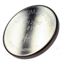 Pile bouton au lithium 3V de marque CR2032