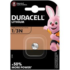 Pile au lithium-photo Duracell DL1 / 3N CR1 / 3N, 2L76
