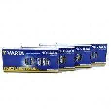 Varta Batterie 4003 AAA / Micro / LR03 40 Confezione