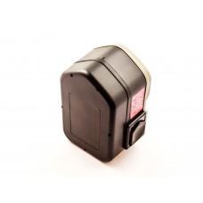 Batteria per MILWAUKEE 0511-21, 48-11-1000