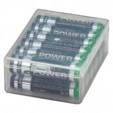 Potenza della batteria del AAA / Micro / LR03 12 Confezione incl. Box