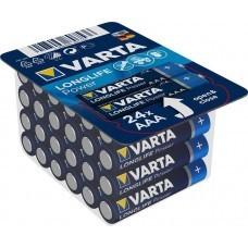 Varta 4903 Batterie ad alta energia Batterie AAA / Micro da 24-Pack