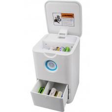 Caricatore Eneroid per caricabatteria 2in1 AA (Mignon) + accumulatore / accumulatore