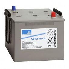 Luce del sole Dryfit A512 / 115A batteria al piombo