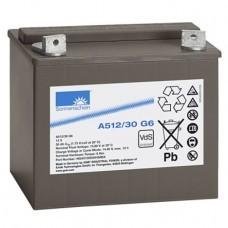 Luce del sole Dryfit A512 batteria al piombo / 30G6