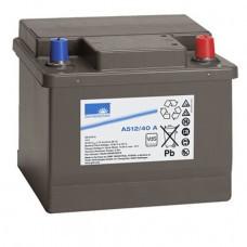 Luce del sole Dryfit A512 batteria al piombo / 40A