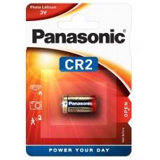 Panasonic CR2, CR2, batteria al litio CR2EP Foto Potenza