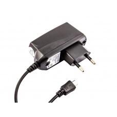 Caricabatteria da viaggio per dispositivi con micro USB 5V 1A