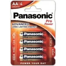 batterie Panasonic Pro Power AA / Mignon / LR06 4-Pack