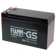 Fiamm FG20722 batería de plomo de 12 voltios