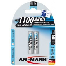 Ansmann Profesional AAA / Micro Battery 2-Pack