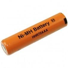 batería Panasonic HHR-70AAAB8 AAA / Micro