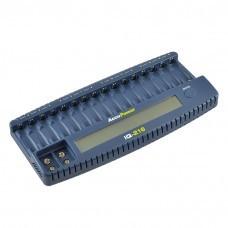 AccuPower IQ216 Cargador de 16 canales Ni-Cd / Ni-MH